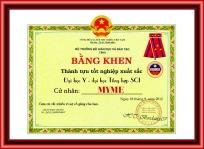 Bằng tốt nghiệp - Myme