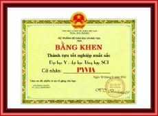 Bằng tốt nghiệp - PyVia